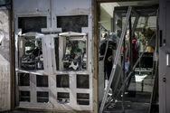 Ανατίναξαν ΑΤΜ τράπεζας στην Αργυρούπολη