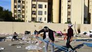Ιράκ - Δύο νεκροί από βίαιες διαδηλώσεις στη Βαγδάτη