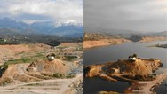 Αχαΐα - Το Φράγμα Αστερίου... πριν και μετά (video)