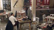 Ο Κωνσταντίνος Ντάφλος, δέχθηκε 'επίθεση' από τον πρώην της Κάτιας Ταραμπανκό (video)