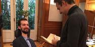 Ο Στέλιος Κυμπουρόπουλος έκανε δώρο στον Κυριάκο Μητσοτάκη