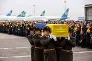 Συντριβή Boeing: Επαναπατρίστηκαν οι σοροί των Ουκρανών