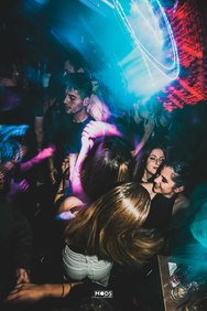 Chapter Party at Mods Club 18-01-20