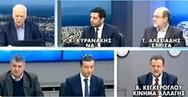 Καβγάς on air Κεγκέρογλου με δημοσιογράφο (video)
