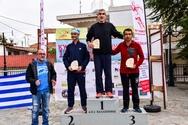 Συγχαρητήρια ανακοίνωση Σ.Μ.ΑΧ. Φειδιππίδη για τον 7ο Ημιμαραθώνιο Ευρώτα, τον 3ο Βυζαντινό Αγώνα & το 'Λέβαδος Mountain Trail'