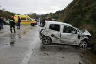 Τρίτη η Περιφέρεια Δυτικής Ελλάδας σε νεκρούς από τροχαία