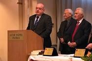 Πάτρα - Τιμητική διάκριση απονεμήθηκε στη ΓΕΦΥΡΑ Α.Ε. (φωτο+video)