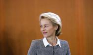 Το tweet της Ούρσουλα φον ντερ Λάιεν για την Αικατερίνη Σακελλαροπούλου