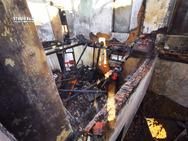 Αργολίδα - Νεκρά τα δύο αδέλφια από τη φωτιά στο σπίτι τους
