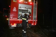 Πάτρα: Φωτιά ξέσπασε σε χωράφι από το κάψιμο κλαδιών