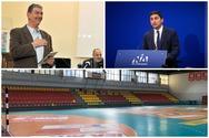 Πάτρα - Μετονομάζεται σε Σάλα «Κώστας Πετρόπουλος», το Κλειστό Γυμναστήριο στο Κουκούλι