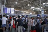 Τουρισμός: Ποια αεροδρόμια «βούλιαξαν»
