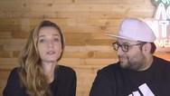 Κάτια Ζυγούλη - Μαθήματα YouTubing με τον Κώστα Μαλιάτση! (video)