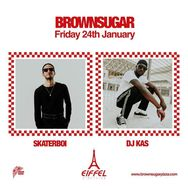 Brownsugar at Eiffel Nightclub