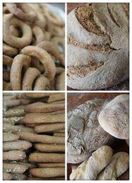 Παρουσίαση προϊόντων υγιεινής διατροφής στο Αρτοποιείο Ντούβας