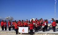 Αίγιο: Στους εορτασμούς της Μυστικής Συνέλευσης της Βοστίτσας η Δημοτική Φιλαρμονική Δερβενίου