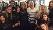 Βίκυ Καγιά - Ταξίδεψε στο Παρίσι για το τελευταίο show του Jean Paul Gaultier (φωτο)