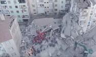Τουρκία - Εικόνες απόλυτης καταστροφής μετά το φονικό Εγκέλαδο (video)