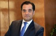 Άδωνις Γεωργιάδης: 'Η ανάπτυξη θα έρθει από τις ιδιωτικές επιχειρήσεις'
