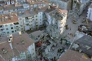 Τουρκία: Καταστράφηκαν 76 κτίρια από τον σεισμό