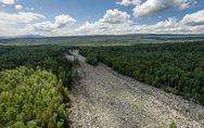 Ρωσία - Εντυπωσιάζει ο πέτρινος 'ποταμός' Big Stone (video)