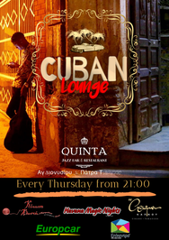 Cuban Lounge Nights at Quinta Jazz Bar by Havana Magic Nights