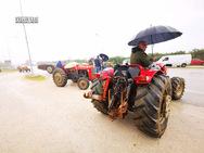 Στους δρόμους με τα τρακτέρ οι αγρότες της Αργολίδας (φωτο)