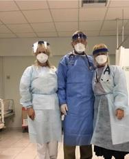 Πάτρα: Άσκηση ετοιμότητας για τον κοροναϊό στο Πανεπιστημιακό Νοσοκομείο
