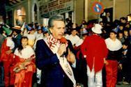 Ο ένας και μοναδικός για το καρναβάλι της Πάτρας, Άλκης Στέας (video)