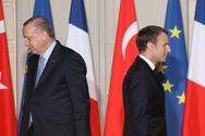Μακρόν κατά Ερντογάν: «Αθετεί τις υποσχέσεις που έδωσε για τη Λιβύη στη διάσκεψη του Βερολίνου»