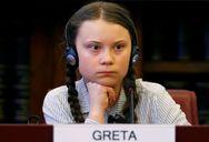 Η Γκρέτα Τούνμπεργκ κατοχυρώνει πνευματικά δικαιώματα για τη χρήση του ονόματός της