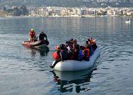 Πέτσας για προσφυγικές ροές: 'Εξετάζεται η δημιουργία πλωτών φραγμάτων'