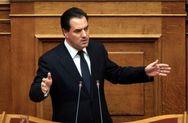 Άδωνις Γεωργιάδης: 'Η κυβέρνηση δεν ανοίγει θέμα ωραρίου τις Κυριακές'