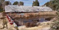 Από ψηλά το πρώην κολυμβητήριο της Αγυιάς στην Πάτρα μοιάζει με... Συρία (video)