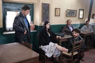 Καφέ της Χαράς: Ο νέος παπάς σώζει τη Βάλια