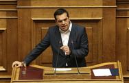 Αλέξης Τσίπρας: 'Εσείς που δεν μπορείτε να διαχειριστείτε τους ποδοσφαιρικούς παράγοντες θα διαχειριστείτε τον Ερντογάν;'