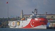 Τουρκικό ερευνητικό εντός της ελληνικής υφαλοκρηπίδας