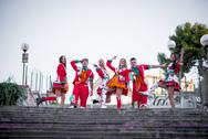 Οι 'Τζόκερ' της Πάτρας ετοιμάζονται να πατήσουν το... κόκκινο χαλί του Καρναβαλιού! (pics+video)