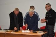 Έκοψε την Πρωτοχρονιάτικη πίτα ο ΣΕΒΑΣ Πάτρας (φωτο)