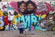 Καλλιτέχνες δρόμου απαθανατίζουν με τοιχογραφίες τον Kobe Bryant! (φωτο)