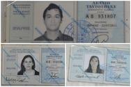 Αυτές είναι οι πλαστές ταυτότητες του «Τοξοβόλου» και των δύο γυναικών (φωτο)