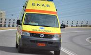 Χανιά: Νεκρός 75χρονος σε τροχαίο