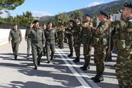 Επίσκεψη Αρχηγού Γενικού Επιτελείου Στρατού στο στρατηγείο της ΑΣΔΕΝ