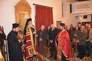 Το Γρηγόρι Αιγιαλείας τίμησε τον Πολιούχο του Άγιο Γρηγόριο το Θεολόγο (φωτο)