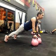 Ήλια Κουραχάνη - To κορίτσι του cross training που πορώνεται με τα βάρη!