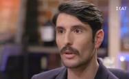 Γιώργος Γεροντιδάκης: «Έκανα delivery σε σουβλατζίδικο» (video)