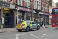 Συναγερμός στο Λονδίνο για επίθεση με μαχαίρι (φωτο)
