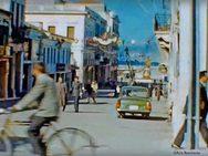 Μια σκηνή δρόμου από το Πατρινό Καρναβάλι του 1961!