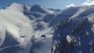 Πτήση με drone στο Χιονοδρομικό κέντρο των Καλαβρύτων (video)