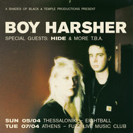 Boy Harsher στο Fuzz Live Music Club